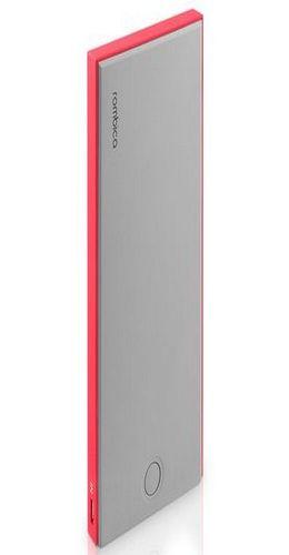 Универсальное зарядное устройство ROMBICA NEO NS100 10000 mah красный фото