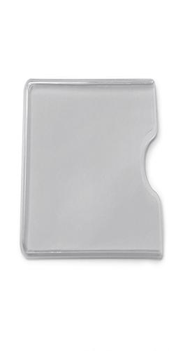 999108908 Пластиковый чехол для кредитной карты прозрачный фото
