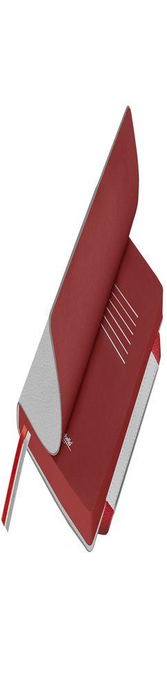 Ежедневник недатированный, Portobello Trend, Marseille soft touch, 145х210, 256 стр, серый, гибкая обложка фото