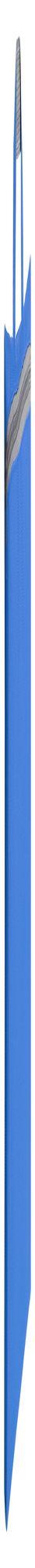 Сумка-папка SIMPLE, ярко-синяя