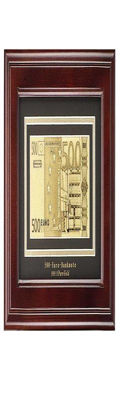 """Банкнота 500 Euro"" фото"