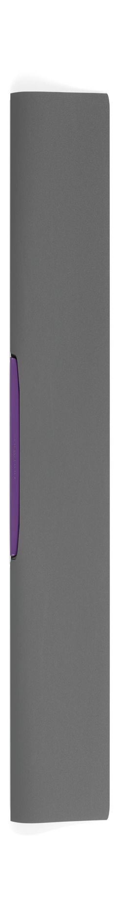 230400-12 Папка DURASWING COLOR с фиолетовым клипом фото