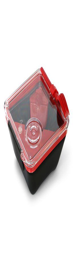 Ланч-бокс box appetit черный фото