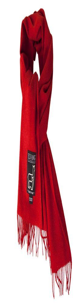 Палантин Classic, красный фото