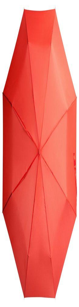 Зонт складной Unit Basic, красный фото