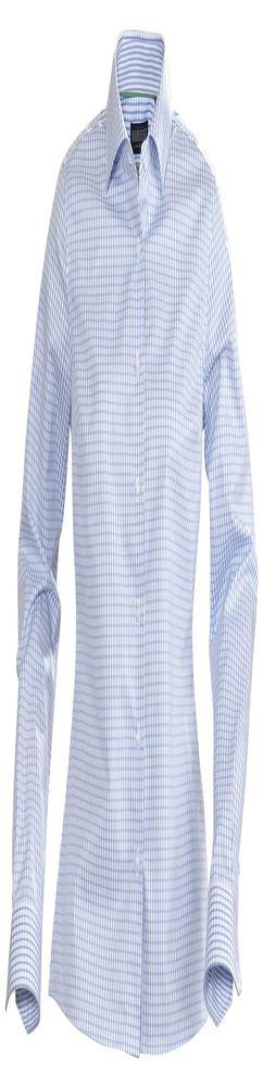 Рубашка женская в клетку TRIBECA LADIES, голубая фото