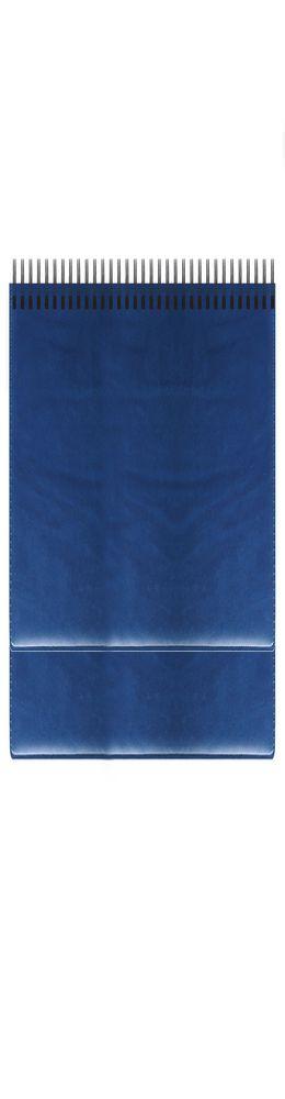 Планинг REINA 5495 (794) 298x140 мм, синий, белый блок, посеребряный срез 2019 фото