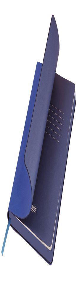 Ежедневник недатированный Portobello Trend, River side, лазурный/синий (стикер, б/ленты) фото
