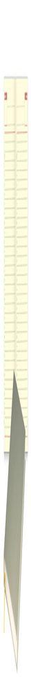 Недатированный кремовый блок для портфолио Passage, Croisette, Clip, RIVER, до 2018 г.