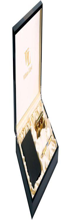Набор: лорнет, ручка роллер, трэвел-портмоне на молнии фото