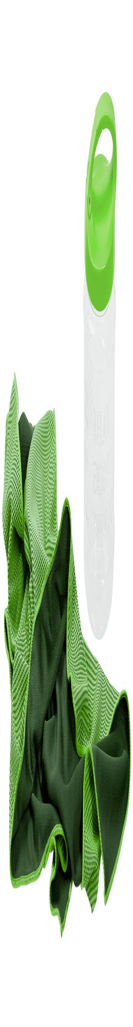 Охлаждающее полотенце Weddell, зеленое фото
