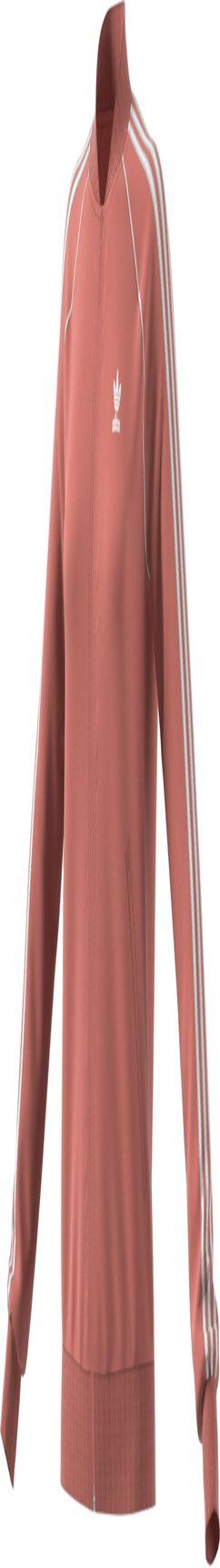 Куртка тренировочная женская на молнии SST TT, розовая фото