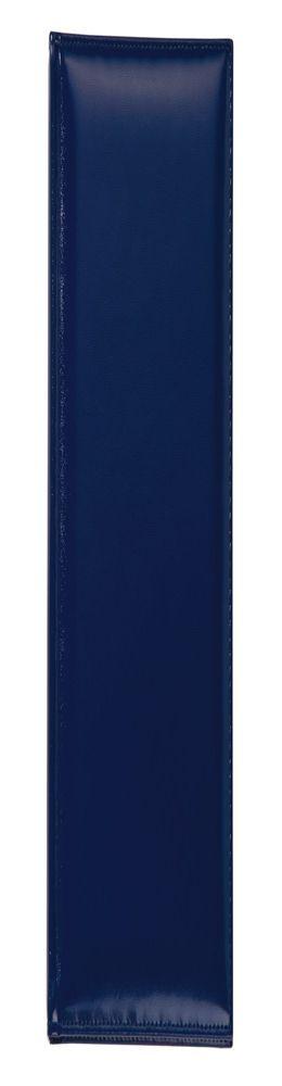 Ежедневник LUXE, полудатированный, синий фото