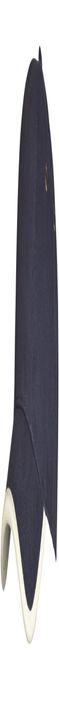 Бейсболка Unit Trendy, темно-синяя с бежевым фото