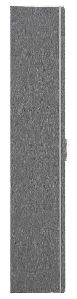 Блокнот Freenote Maxi, в линейку, серый фото