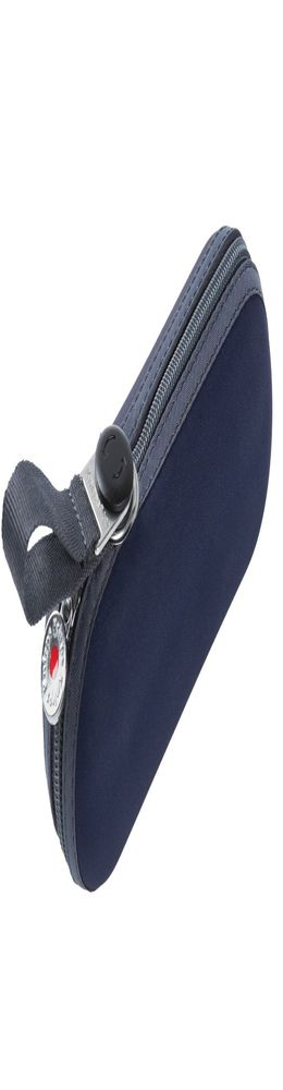 Зонт складной 811 X1, темно-синий фото