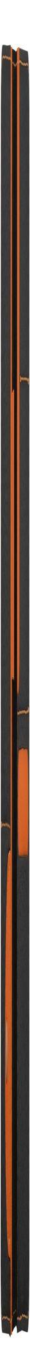 Органайзер для путешествий Hakuna Matata, черный с оранжевым