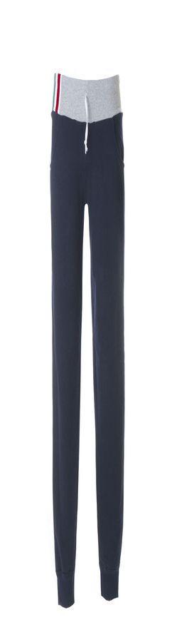 CAPRI Жен. Штаны Италия темно-синий фото