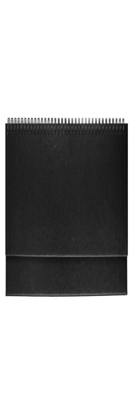 Планинг датированный Manchester 298х140 мм, черный 2017 фото