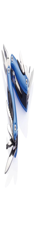 Мультитул Mini Fix с пассатижами, синий фото