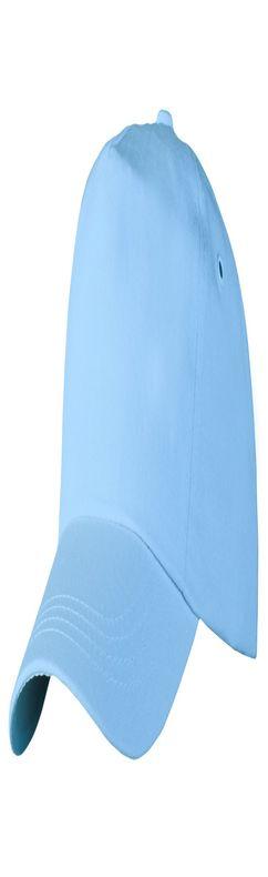 Бейсболка UNIT PROMO, голубая фото