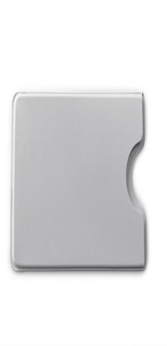 999110594 Пластиковый чехол для кредитной карты белый фото