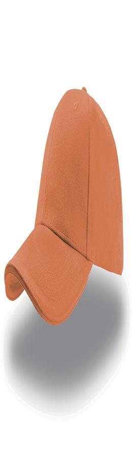 Бейсболка LIBERTY SANDWICH, оранжевый фото
