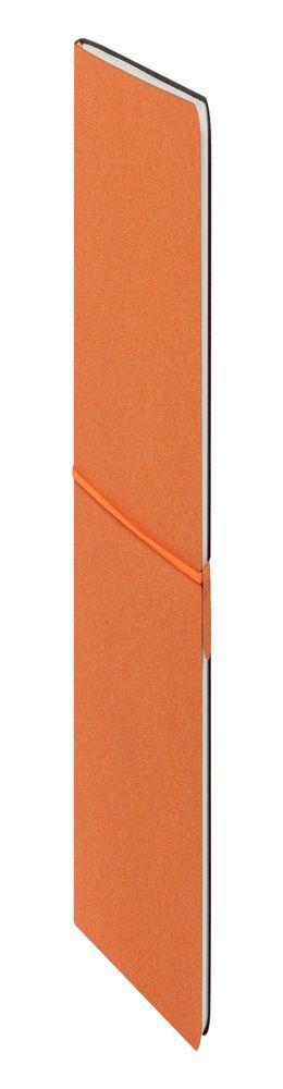 Ежедневник Folk, недатированный, оранжевый фото