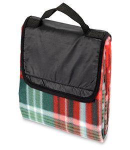 Плед для пикника с непромокаемой подкладкой фото