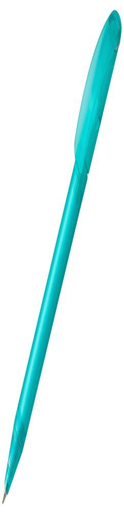 Ручка шариковая Prodir DS3 TFF Ring, бирюзовая с серым фото