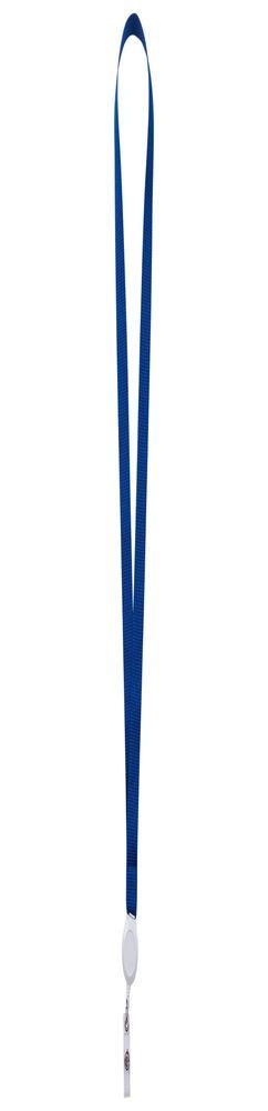 Лента для бейджа Retract, синий фото