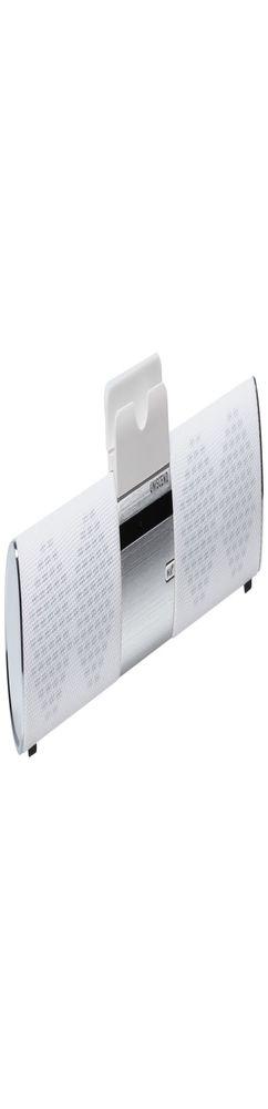Беспроводная стереофоническая колонка Uniscend Trinity, белая матовая фото