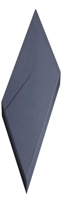 Коробка Trio под ежедневник, визитницу и ручку, синяя фото