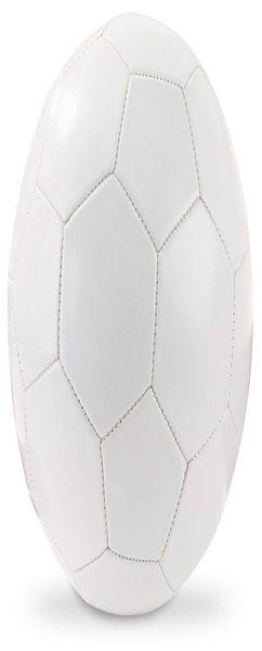Мяч футбольный Hat-trick, белый фото
