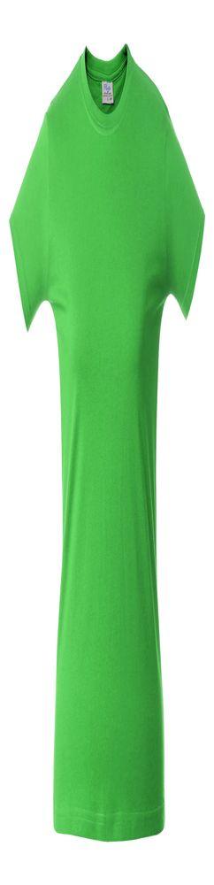 Футболка женская LADY H, зеленое яблоко фото
