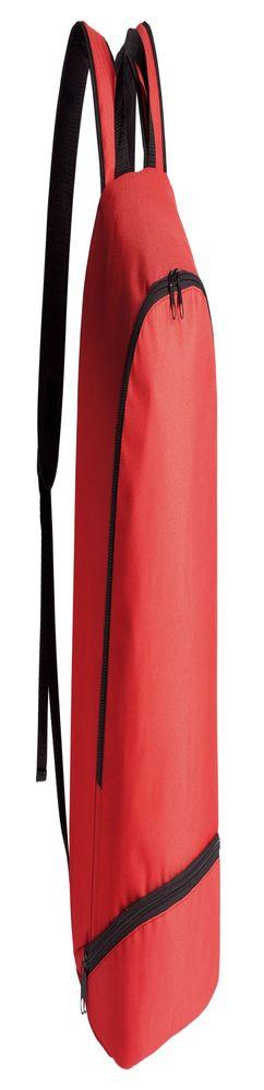 Рюкзак спортивный Unit Athletic, ярко-красный фото