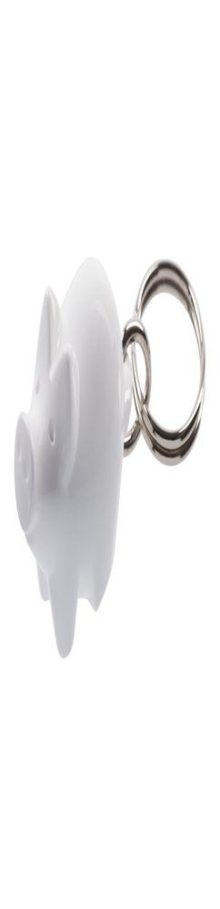 Брелок Nif-Nif, белый фото