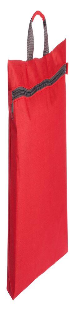 Конференц-сумка Unit Portfolio, красная фото