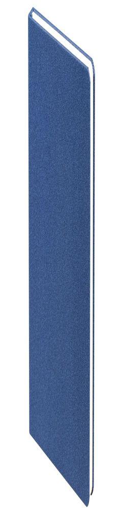 Ежедневник Lounge, недатированный, синий фото