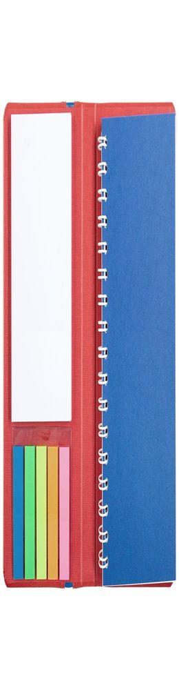 Блокнот Freestick, красный фото