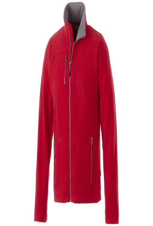Куртка «Pitch» из микрофлиса мужская фото