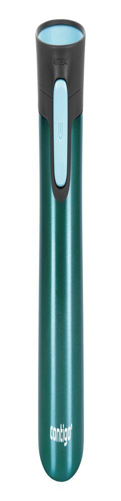 Термостакан Pinacle, бирюзовый фото