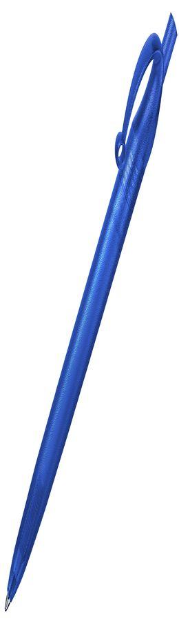 JOCKER, авторучка шариковая, фростированный синий фото