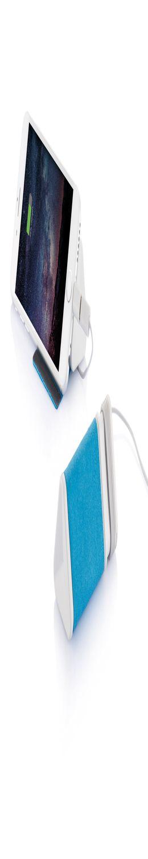 Самозаряжающееся зарядное устройство Dobble, 3000 mAh, синий фото
