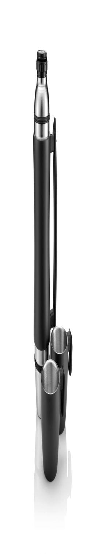 Термос Wave Grip с ручкой, 700 мл, черный фото