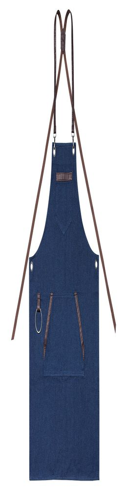 Фартук джинсовый Craft, синий фото