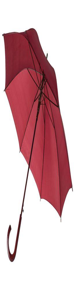 Зонт-трость Unit Standard, бордовый фото
