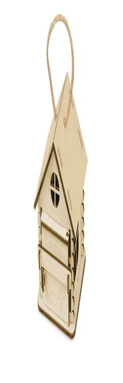 Игрушка-упаковка «Домик» фото