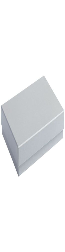 Коробка на 1 предмет, серая фото