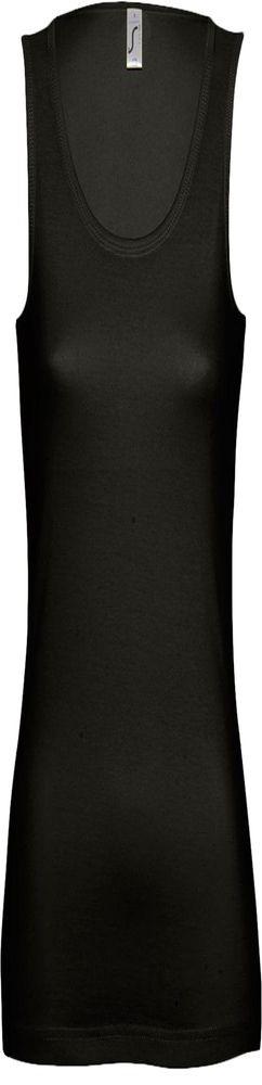 Майка женская JANE 150, черная фото